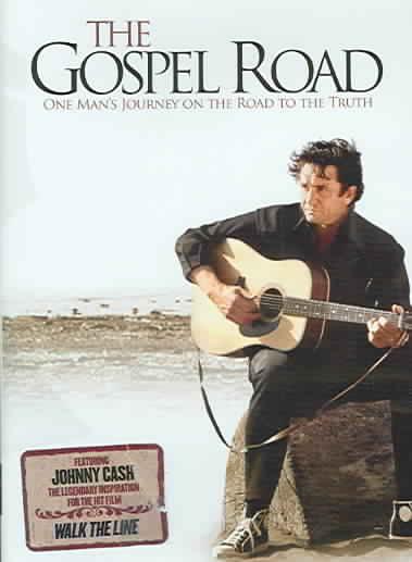 GOSPEL ROAD BY CASH,JOHNNY (DVD)